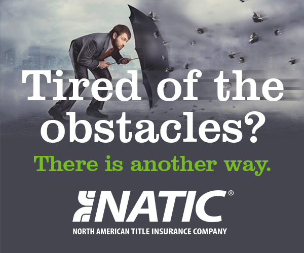 North American Title Insurance Company (NATIC) is a seasoned title insurance underwriter, helping title agents to achieve their individual business goals for more than 50 years. Today, the company conducts real estate settlement services in 39 states and the District of Columbia through a network of experienced, independent agents.