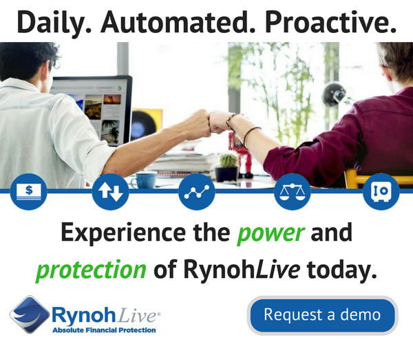 RynohLive was created by a title agent, for title agents – every feature was designed with the title industry's unique needs in mind. Introduced nationally in February 2009, RynohLive is a patented financial management and fraud prevention system specifically designed for today's diligent title agent.