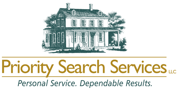 Priority Search Services Logo