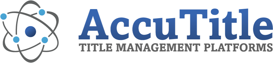 AccuTitle, LLC Logo