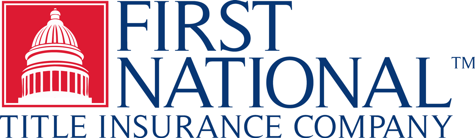 First National Title Insurance Company Logo