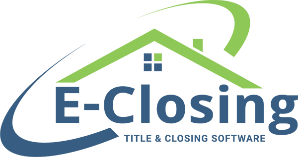 E-Closing Logo